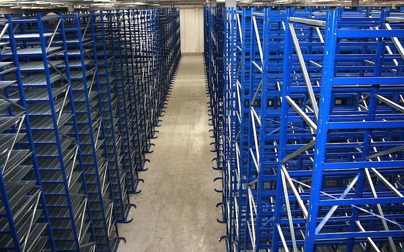 Monting S.r.l. montaggio e manutenzione scaffali metallici